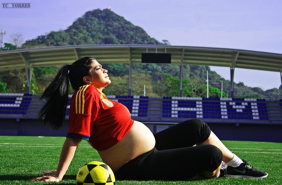 realizar deporte durante el embarazo1
