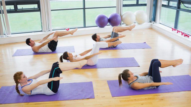 El ejercicio físico y salud bucal.